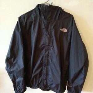 Men's The North Face HyVent Rain Jacket Coat Sz M